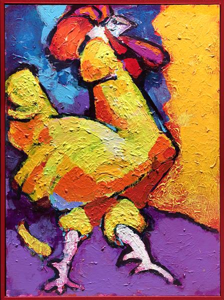 Dansende Haan